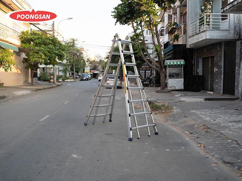 Thang nhôm Poongsan Hàn Quốc PS-48